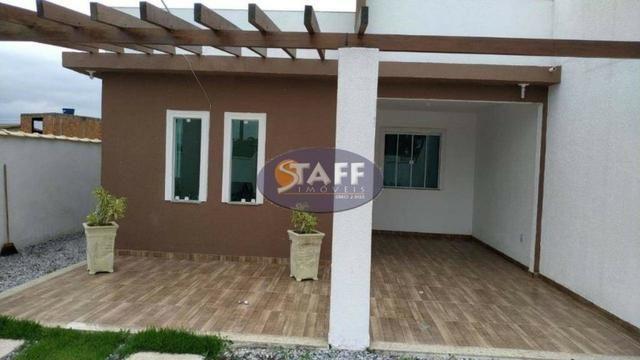 OLV-Casa com 2 quartos à venda, 97 m² por R$ 150.000 Unamar (Tamoios) - Cabo Frio/RJ - Foto 2