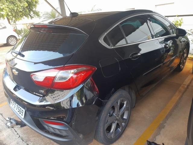 Vendo cruze hacth 1.4 turbo LTZ-2 o mais top - Foto 3