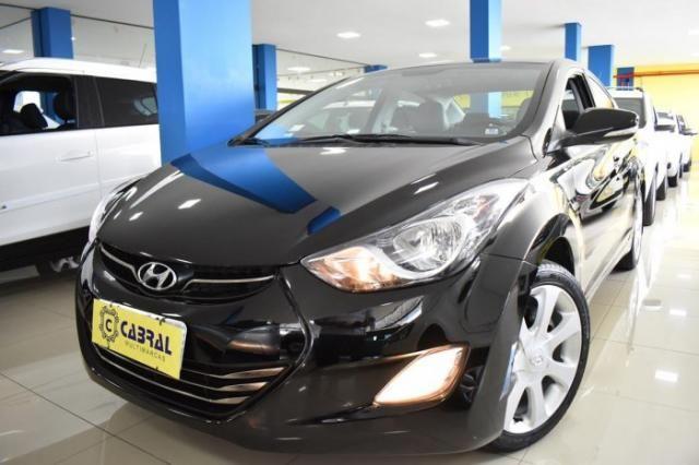 Hyundai elantra 2012 1.8 gls 16v gasolina 4p automÁtico