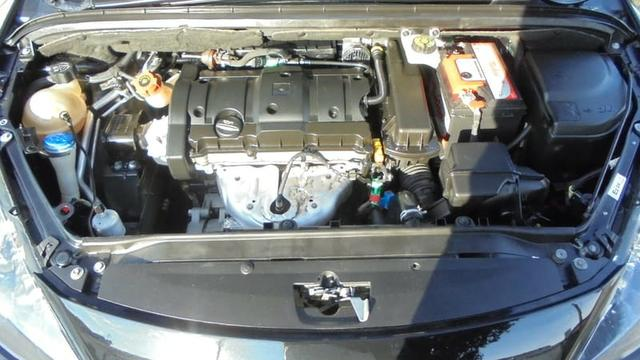 307 Hatch 1.6 Flex 2009 - Teto Solar - Foto 11