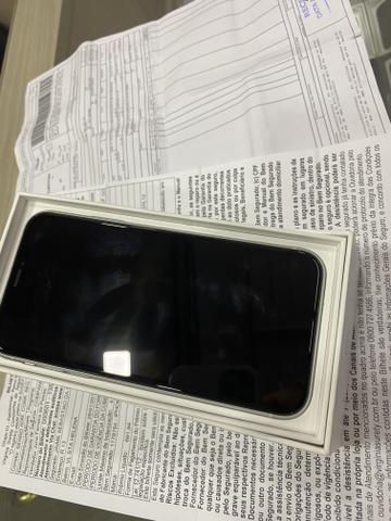 IPhone XR completo com nota e garantia - Foto 4