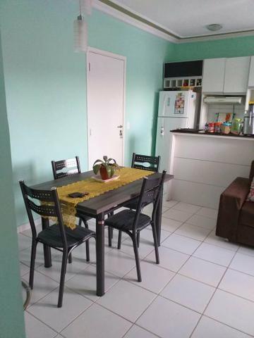 J-Apartamento mobilado no brisas life nascente - Foto 4