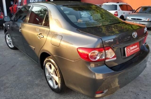 Corolla Gli 1.8 Flex- 2012 - Completo -Automatico - Foto 4