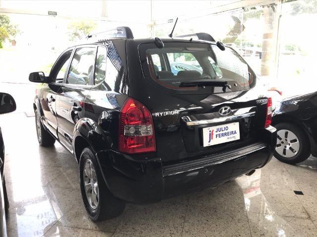 Hyundai Tucson 2.0 GLS Automática Flex Preta - Foto 6