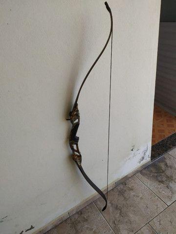 Arco e flecha 45 lbs - Foto 2