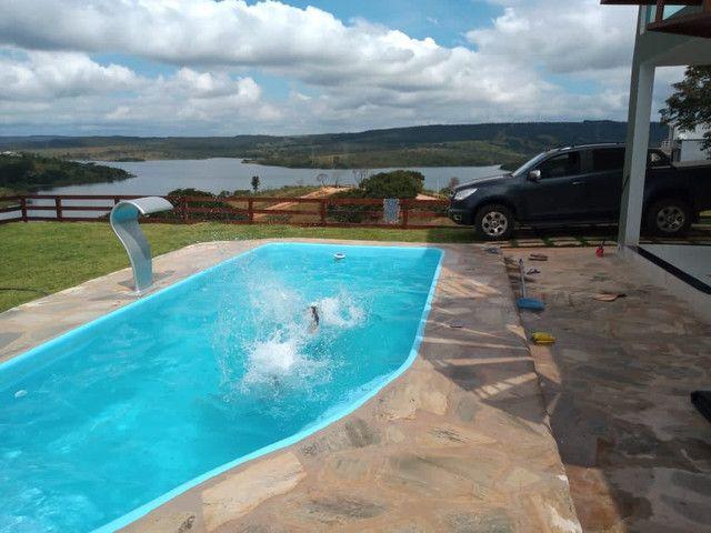 Casa com vista panorâmica para o Lago Corumbá IV - Foto 6