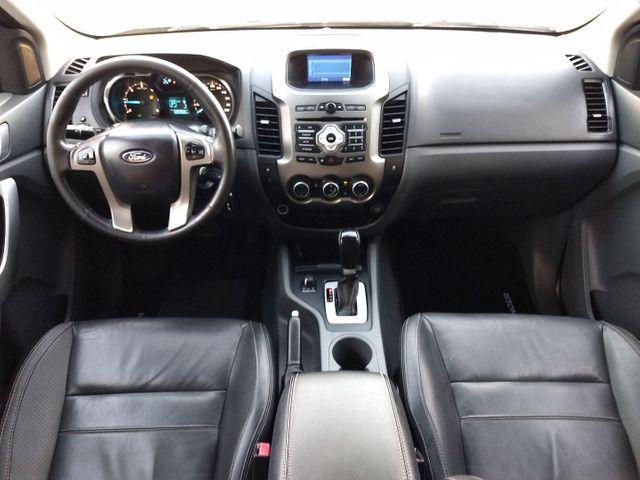 Ford Ranger 3.2 Limited 4x4 CD 20V Diesel 4P AT - Foto 9