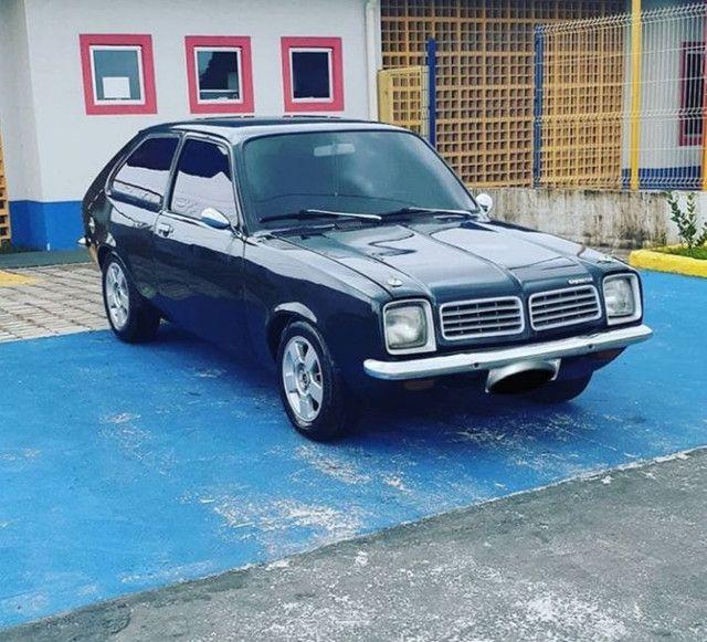 Vendo ou troco Chevette Hatch - Foto 3