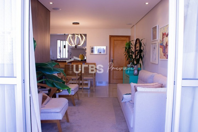 Apartamento com 3 quartos à venda, 105 m² por R$ 495.000 - Setor Bueno - Goiânia/GO - Foto 6