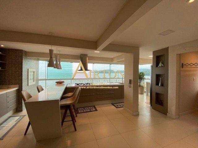 L3113, Apartamento finamente mobiliado com visão total do mar - Foto 8
