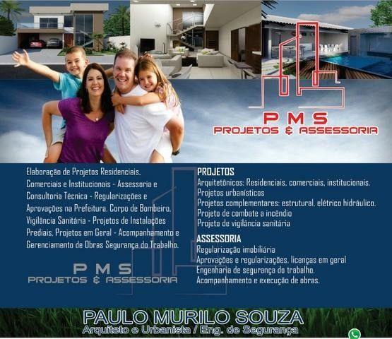 Arquiteto e Urbanista - Projetos - Foto 2
