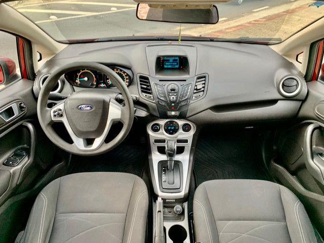 Ford New Fiesta 2014 1.6 Flex Completo automático - Foto 7