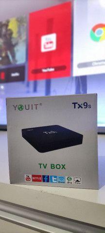 Tx9s pro smart inteligente 8 core smart - Foto 4