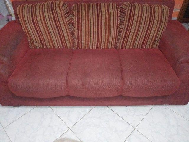 Jogo de sofá 400 reais