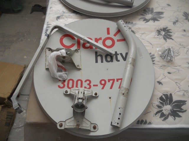 antena KU usado (2 un) - Foto 2
