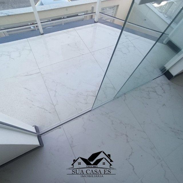 MG. Linda Casa Duplex 3 quartos com suite. Bairro Colinas de Laranjeiras - ES - Foto 13