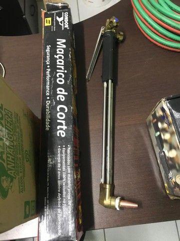 Massarico completo caneta e reguladores  - Foto 4