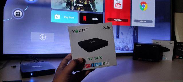 Tx9s pro smart inteligente 8 core smart - Foto 3