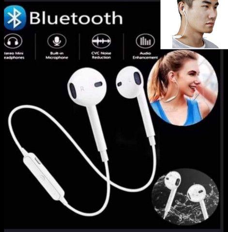 Fone ouvido bluetooth S6
