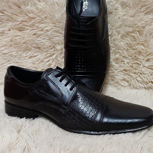 Promoção Imperdível sapato social de qualidade