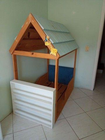 Cama casinha para criança - Foto 3