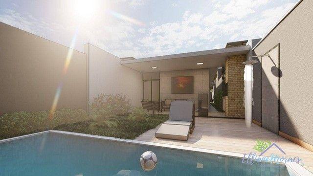 Casa à venda, 103 m² por R$ 360.000,00 - Parnamirim - Eusébio/CE - Foto 5