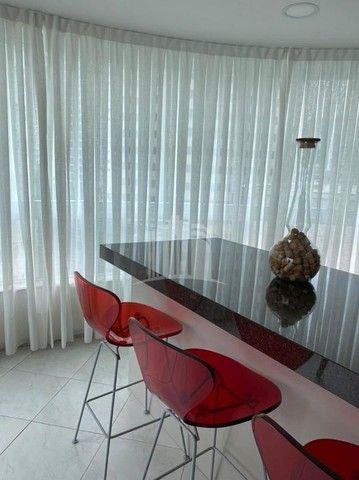 Lindo Apartamento com Ampla Sacada e Vista para o Mar na Barra Sul - Foto 9