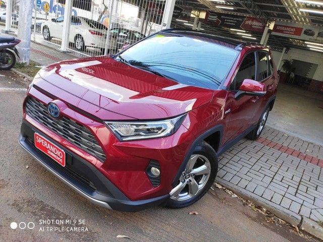 TOYOTA RAV4 2019/2020 2.5 VVT-IE HYBRID SX AWD CVT