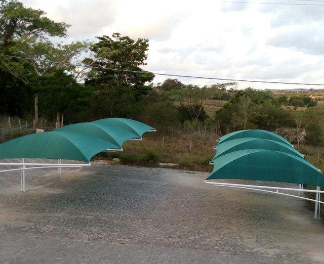 Sombreadores e Sombrites e tendas  - Foto 6