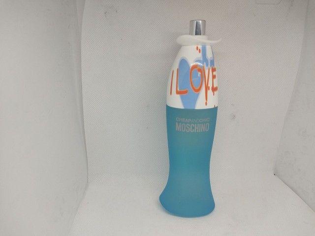 Perfume Moschino Ilove Original / Novo