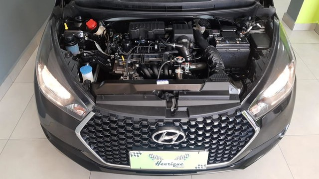 Hyundai HB20 1.0MT UNIQUE - Foto 10