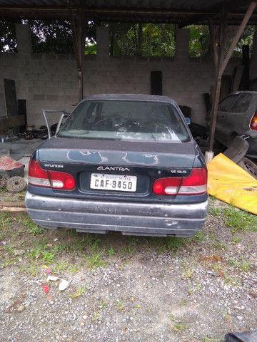 Hyundai elatra1.6 - Foto 2
