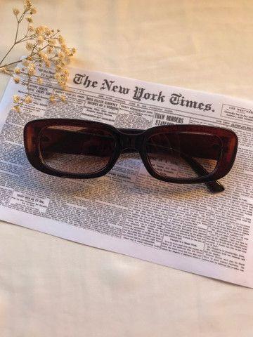 Óculos de Sol Vintage Cores - Foto 2