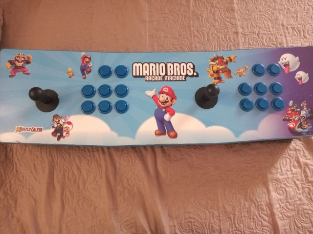 Super Nintendo do Mario Bros