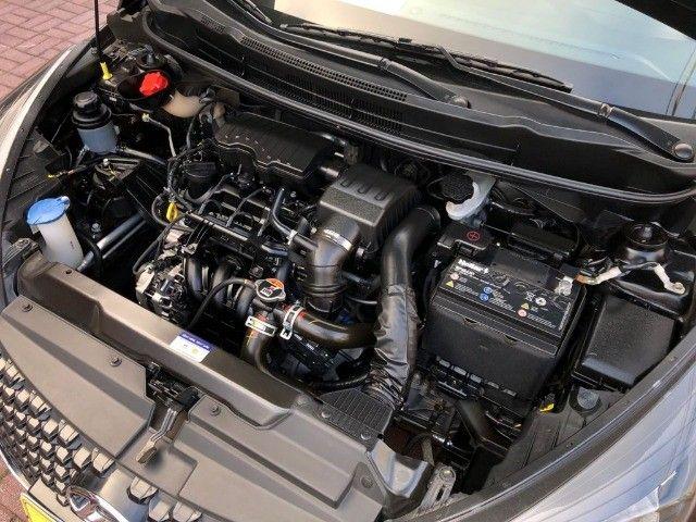 Hyundai/ HB20 2019 Unique 1.0 Único dono 3 cilindros Flex manual - Foto 7