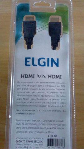 Cabo Hdmi Elgin 1,8m na embalagem