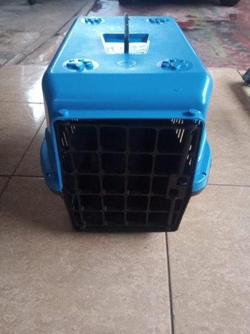 Casinha de transporte de cachorro - Foto 3