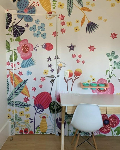 Papel de parede infantil (leia o anuncio) - Foto 6