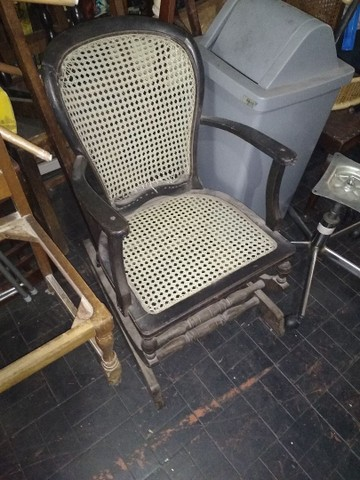 Cadeiras antigas lote