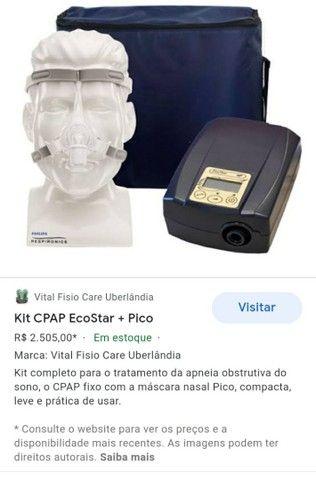 Kit. Cpap semi novo