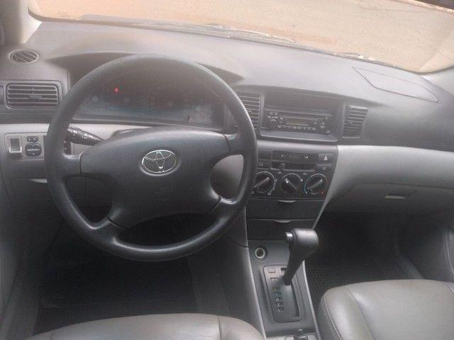 Corolla xei 1.8 automatico completo  - Foto 7