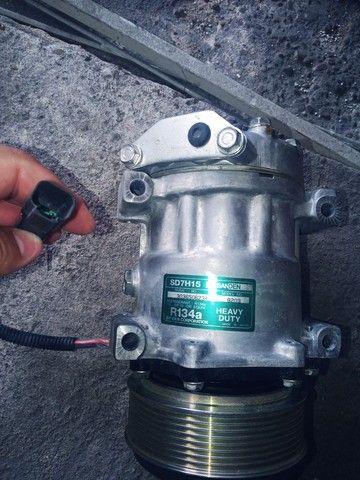 """Compressor de ar condicionado nunca usado.""""NOVO"""" - Foto 3"""