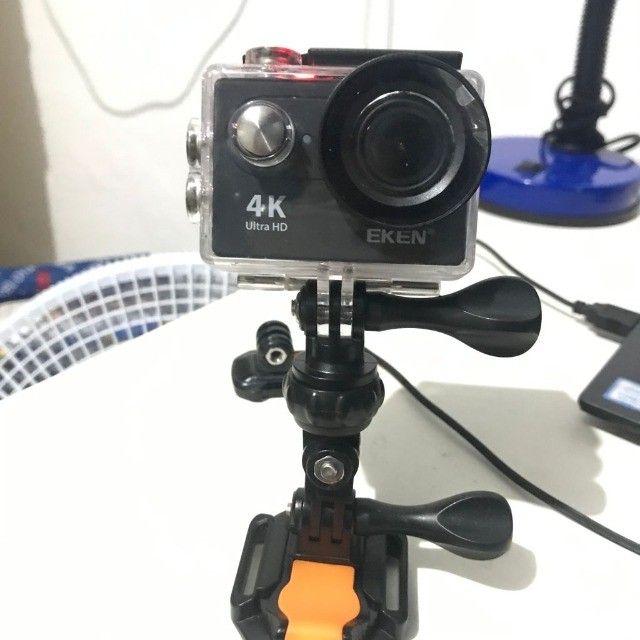 Câmera de Ação Esportiva Eken H9R 1080P HD WiFi Ângulo de 170°