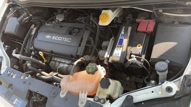 GM Chev Sonic HB 1.6 LTZ Aut 2013 Completo e Sem Dívidas - Foto 11