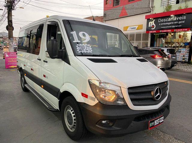 Sprinter 2019 19 LUGARES 22.000 km IMPECÁVEL A MAIS BARATA $169.900 - Foto 3