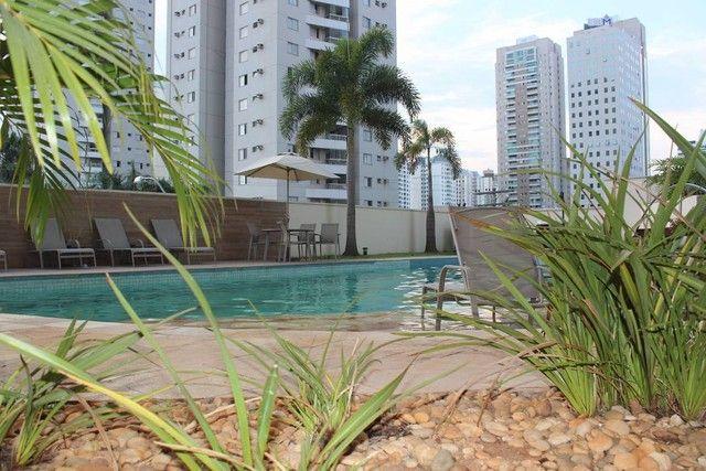 Apartamento 3 suítes 159m² com lazer completo - Setor Serrinha Alto do Bueno em Goiânia-GO - Foto 9