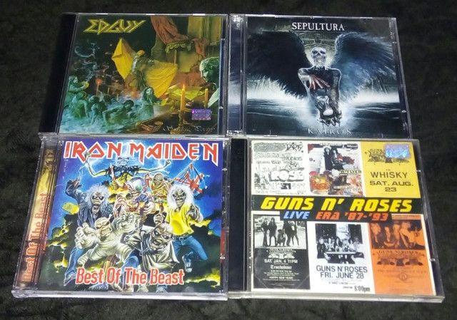 Heloween,Edguy,Avantasia,Sepultura,Iron,Guns - Foto 6