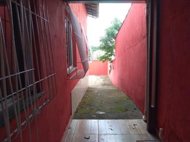 Passo financiamento de uma linda casa no bairro Floresta Encantada  - Foto 5