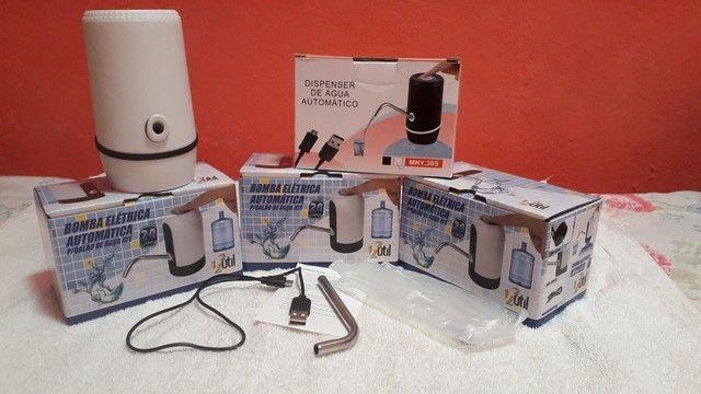 Filtro elétrico portátil temos vários modelo aceito cartão!  - Foto 3