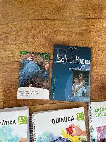 Livros Bom Jesus 1° ano do médio - Foto 2